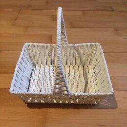 Корзины, коробки и контейнеры - Корзина плетёная.Импортная, 0