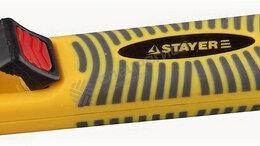 """Монтажные ножи - Стриппер """"Stayer. SC-28"""" для снятия изоляции…, 0"""