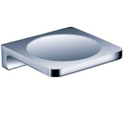 Мыльницы, стаканы и дозаторы - Мыльница круглая AVS-868107, 0