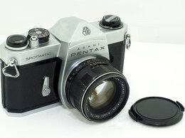 Пленочные фотоаппараты - Фотоаппарат Pentax Spotmatic SP с объективом…, 0
