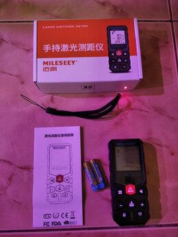 Измерительные инструменты и приборы - Лазерная рулетка дальномер 40м, 0