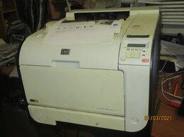 Принтеры и МФУ - Цветной принтер Hp laserJet pro 400 color m451dn, 0