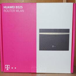 3G,4G, LTE и ADSL модемы - Новый 4G роутер Huawei B525s - 23a B525, 0