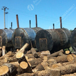 Производство - Производство древесного угля, 0