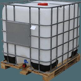 Бочки - Еврокуб - полиэтиленовая емкость для полива или перевоза жидкостей, 0