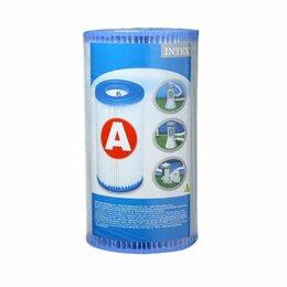 """Фильтры, насосы и хлоргенераторы - Картридж """"А"""" INTEX для фильтр-насоса, 0"""