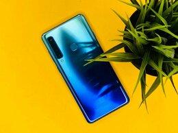 Мобильные телефоны - Samsung Galaxy A9 (2018) Blue РСТ, 0