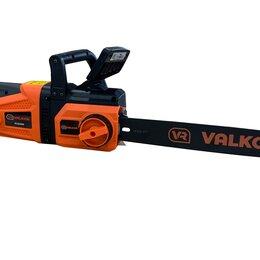 Электро- и бензопилы цепные - Электропила цепная VALKOR ECS-2200, 0