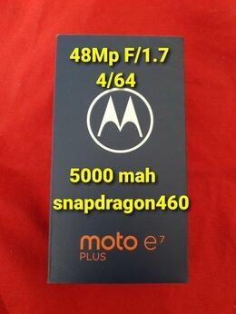 Мобильные телефоны - Новый Моторола 4/64 48Мп F/1.7 5000mah, 0