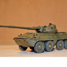 Сборные модели - 1/35 продажа модели танка 85 мм САУ 2С14 Жало-С СССР 1975 год, 0
