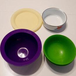Тарелки - Миски, тарелка, кухонная утварь 0.6, 0.5, 1.3 , 0