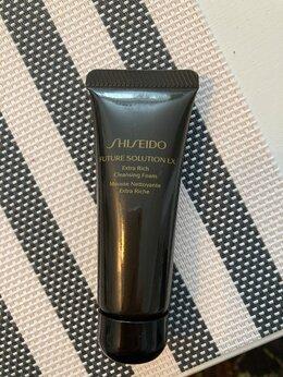 Очищение и снятие макияжа - Shiseido future solution cleansing foam 15ml, 0