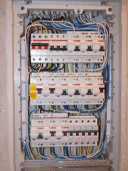 Архитектура, строительство и ремонт - Услуги электрика, 0