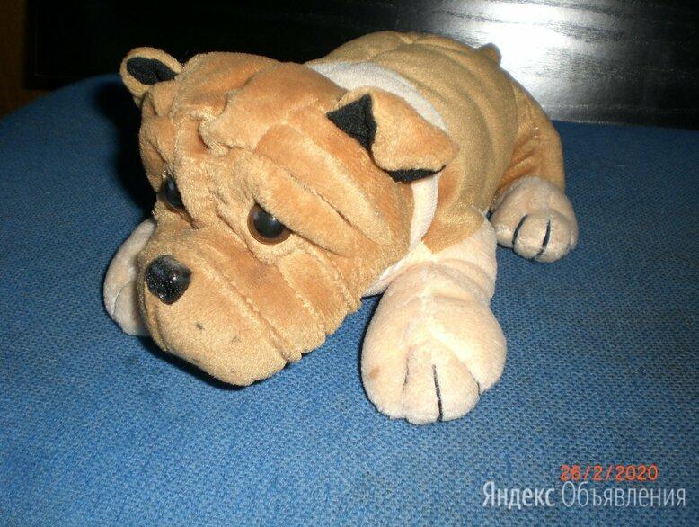 Мягкая игрушка собака шарпей по цене 600₽ - Мягкие игрушки, фото 0