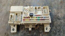 Электрика и свет - Блок предохранителей Mazda 3, 0