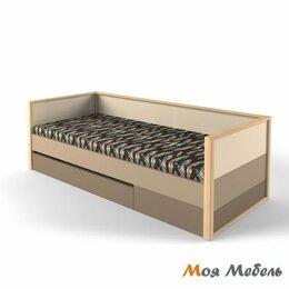 Комплектующие - Кровать нижняя с фальшпанелью универсальная «Робин Wood», 0