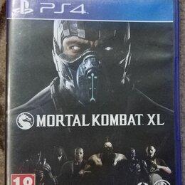 Игры для приставок и ПК - Mortal Kombat XL, 0