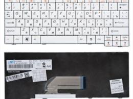 Клавиатуры - Клавиатура Lenovo IdeaPad S10-2 белая, 0