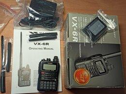Рации - Радиостанция Yaesu VX-6R, 0