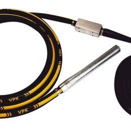 Глубинные вибраторы - Вибратор глубинный VPK 36T ВТ230536, 0