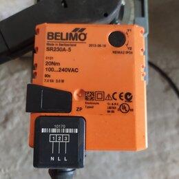 Запорная арматура - Дисковый затвор D650N c электроприводом  SR230A-5, 0
