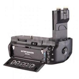 Аккумуляторы и зарядные устройства - Батарейный блок Meike BG-E6 для Canon 5D MarkII, 0