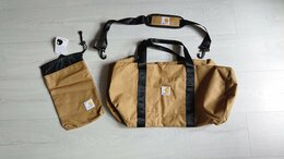 Дорожные и спортивные сумки - Carhartt duffle bag + travel bag, 0