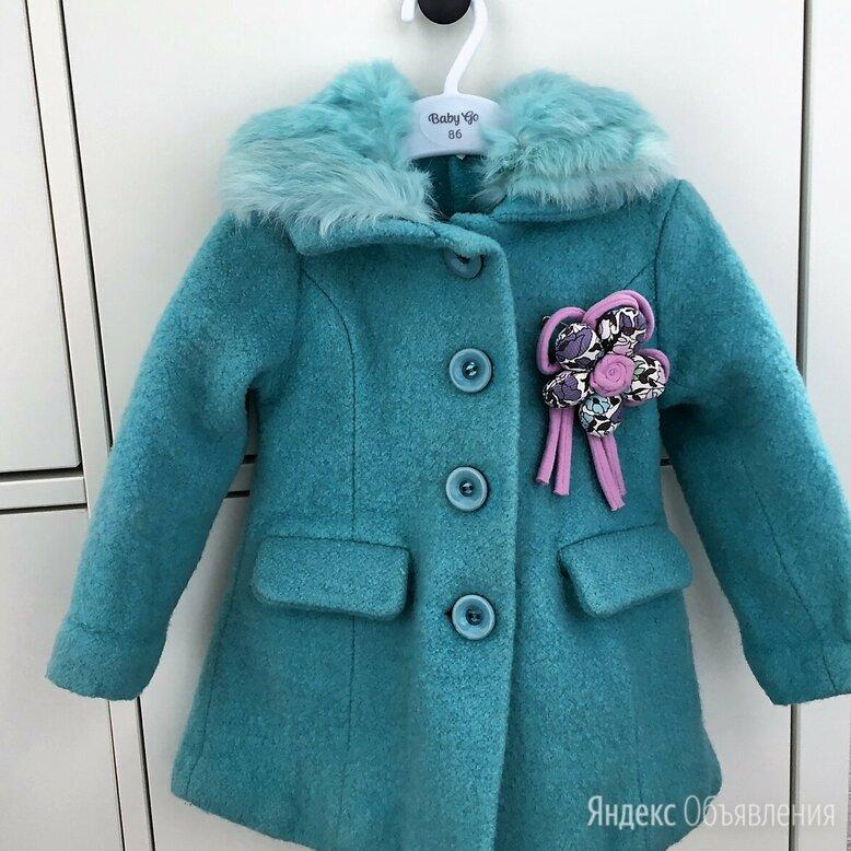 Пальто утепленное шерстяное Born на 1-2 г. по цене 1300₽ - Пальто и плащи, фото 0