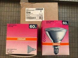 Лампочки - Лампа накаливания OSRAM CONC PAR 38 SP 60W, 0