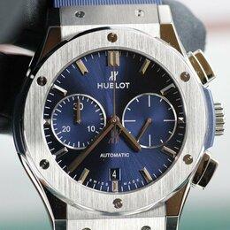 Наручные часы - HUBLOT CLASSIC FUSION CHRONOGRAPH BLUE, 0