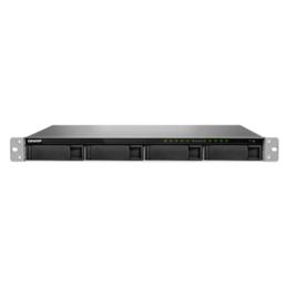 Сетевые накопители - Сетевое хранилище QNAP TS-983XU-RP-E2124-8G, 0
