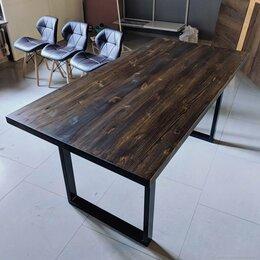 Столы и столики - Стол в стиле лофт , 0