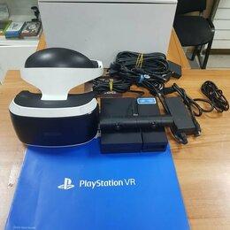 Очки виртуальной реальности - Шлем виртуальной реальности PS4 VR (CUH-ZVR1) б/у, 0
