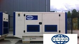 Электрогенераторы - Генераторы FG Wilson , 0