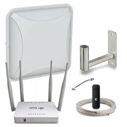 Спутниковое телевидение - Комплект беспроводного 4G / 3G интернета с WiFi…, 0
