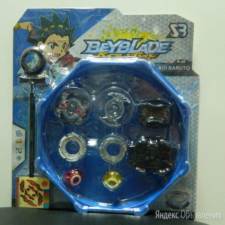 Набор волчков BeyBlade с ареной для битв по цене 550₽ - Мягкие игрушки, фото 0