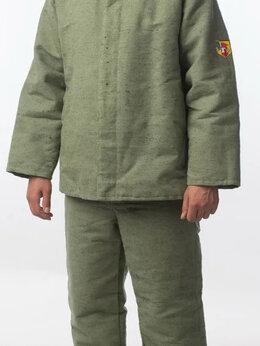 Одежда - Костюм брезентовый сварщика. Продажа оптом., 0