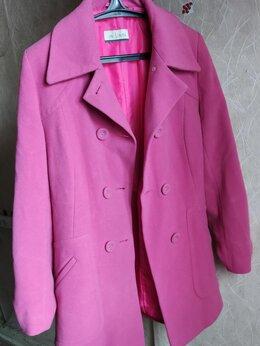 Пальто - Пальто кашемир+шерсть 46-48, 0