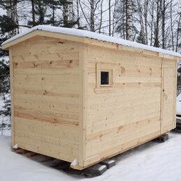 Готовые строения - Баня новая готовая с доставкой, 0
