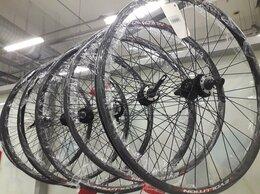 Обода и велосипедные колёса в сборе - Вело колесо в сборе 27,5 переднее / заднее Новые, 0