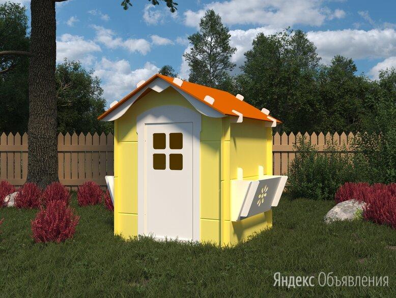 """Детский домик """"Зайка"""" по цене 57600₽ - Садовые фигуры и цветочницы, фото 0"""