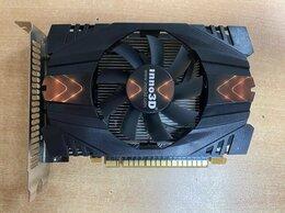 Видеокарты - Видеокарта Nvidia GTX750 1Gb 128bit б/у, 0