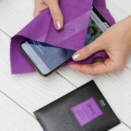 Чистящие принадлежности - Салфетка для смартфонов и планшетов, 0