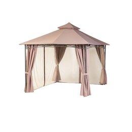 Шатры - Садовый павильон с москитной сеткой - 4 х 3 х 3,13 м, 0