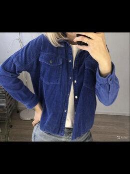 Блузки и кофточки - Рубашка синяя zara, 0