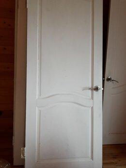 Межкомнатные двери - Продам двери из сосны б/у за 1099 р., одна…, 0