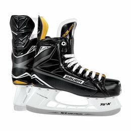 Коньки - Коньки хоккейные bauer supreme s150 JR, 0