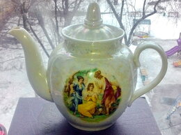 Заварочные чайники - Чайник производства Германии. 1995 г, 0