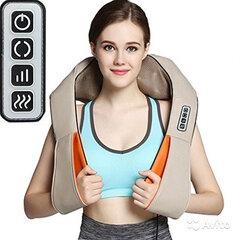Другие массажеры - Массажер для шеи и плеч с ик-прогревом (4 кнопки), 0