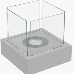 Камины и печи - Настольный биокамин Kratki Tango 2 Гранит, 0